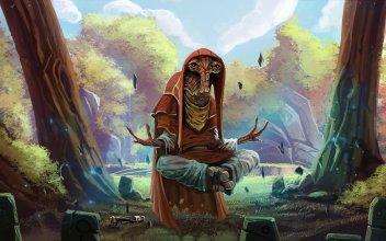 padawan_tarren_meditating_on_tython_by_master_weilar_tarren-da8mxeb